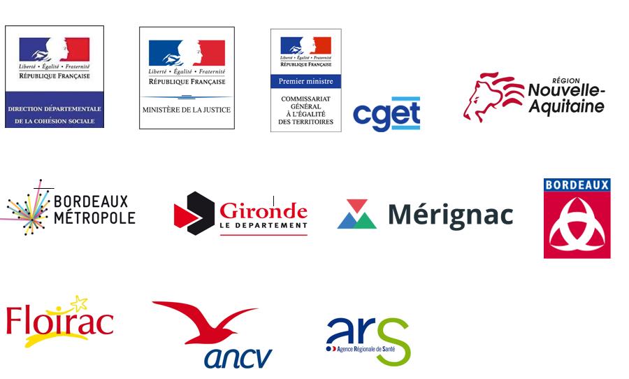logos partenaires instit