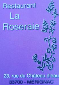 Restauran la Roseraie
